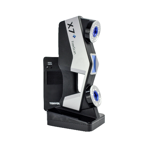 FreeScan X7+ Wireless Laser Handheld 3D Scanner