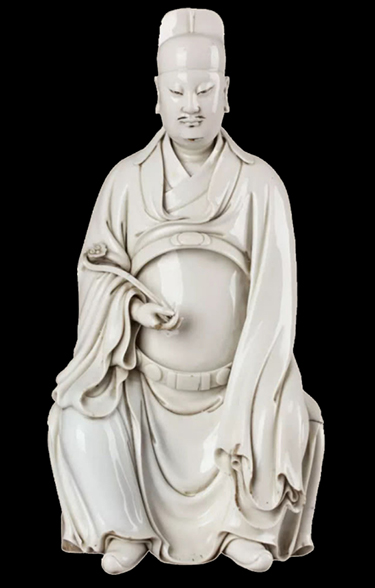 Wenchang Lord Statue