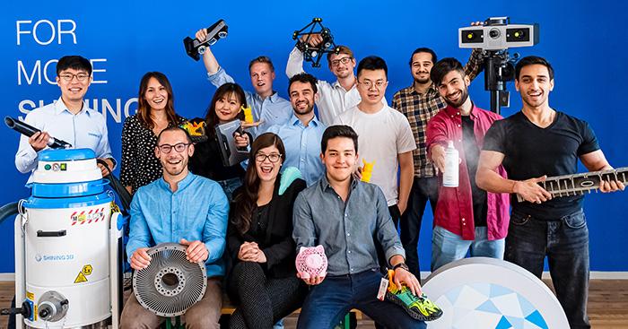 EMEA Team SHINING 3D