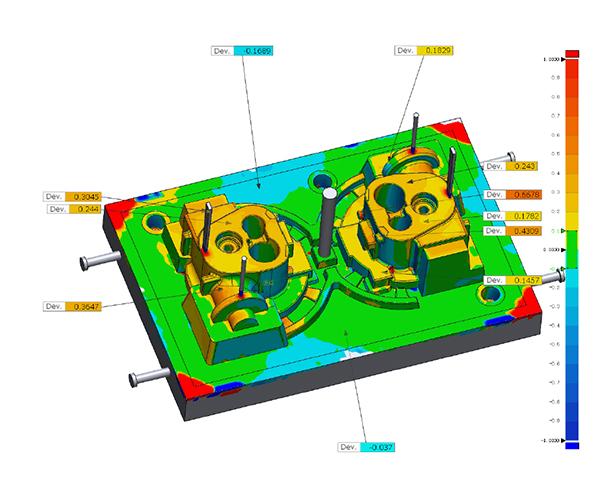 3D Measuring