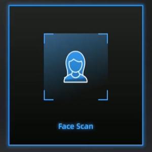 Face Scan Mode